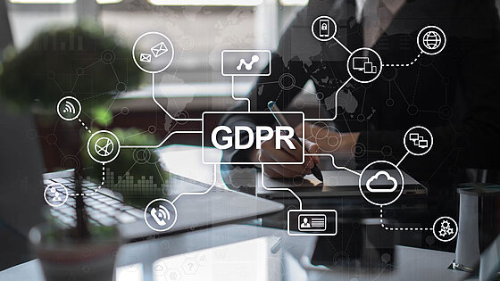 GDPR on Cloud Service Providers